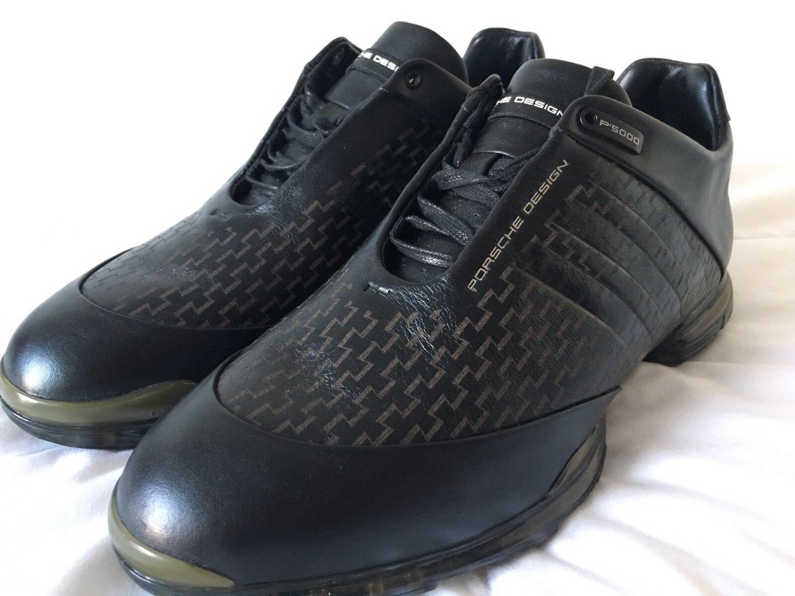 quality design 8004e 642f5 Adidas x x x Porche Design Sport gold Cleats, Men s US 8.5, NEW w Extras  18106d