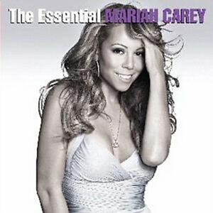 MARIAH-CAREY-The-Essential-2CD-Best-Of-BRAND-NEW
