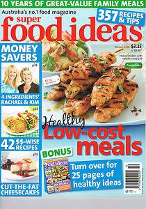 SUPER FOOD IDEAS - Issue 97 - October 2008