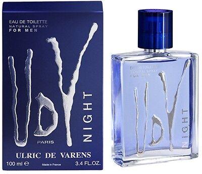 UDV ULRIC DE VARENS NIGHT EAU DE