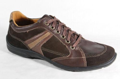 Marron Neuf Baskets Semelle Amovible Jomos Hommes Chaussures à Lacets Basse