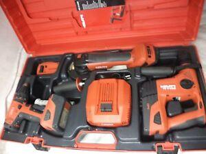 Hilti 3 tool kit