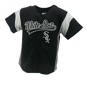 newest 94b2e 0f1c8 Details about Chicago White Sox Official MLB Genuine Infant Toddler Size  Jersey New with Tags