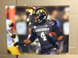 competitive price 29662 75ab8 Details about Darius Phillips Autographed Western Michigan Football 8x10  Photo Coa RTB