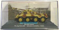 1:72 Carro/Panzer/Tanks/Military SD.KFZ. 234/4 - Ukraine Ussr 1944 (10p)
