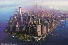 One World Trade Center, Freedom Tower Manhattan New York City Skyline - Postcard