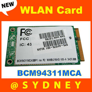 BROADCOM 802.11G WLAN DOWNLOAD DRIVER