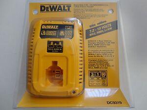 DEWALT-DC9319-7-2V-18V-18-Volt-NiCad-Li-Ion-Vehicle-Charger-NIP-Fits-DC9096