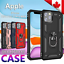 For-iPhone-12-11-Pro-XR-X-XS-Max-7-8-6-Plus-SE-Heavy-Duty-Shockproof-Case-Cover thumbnail 1