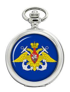 Russische-Marineblau-Taschenuhr