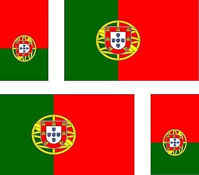 Portogallo 2x Bandiera Adesivi 3d gel moto auto casco bandiera SMARTPHONE 2x3cm
