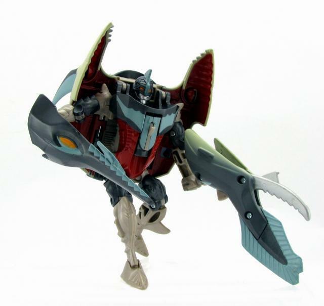 BORDE afilado Transformers Beast Wars figura de C-37 Completo
