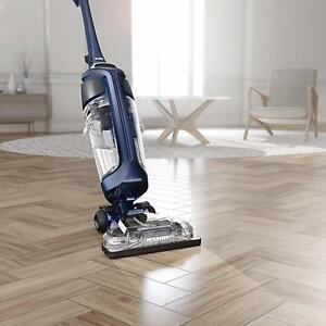 Electric Hard Floor Scrubber Washer Machine Surface