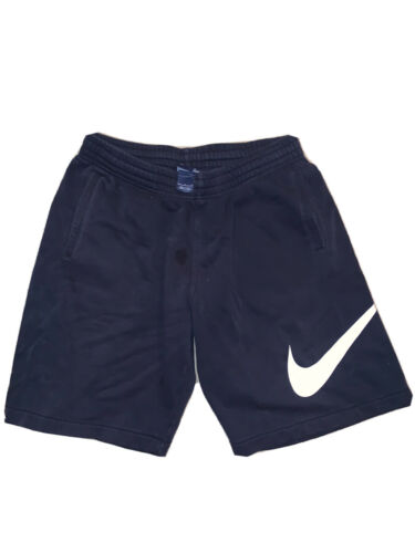 nike sweat shorts L