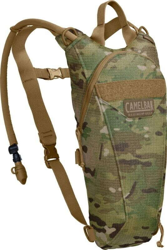 CAMELBAK THERMOBAK 3L MILSPEC CRUX INSULATED TACTICAL HYDRATION autoRIER PACK