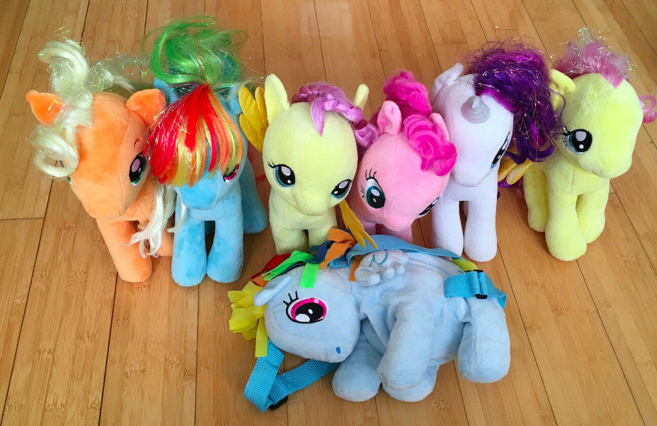 11  My Little Pony Toy Bundle Collection