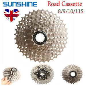 SunRace 8//9//10//11S MTB Road Bike Cassette Cycling Flywheel fit Shimano SRAM