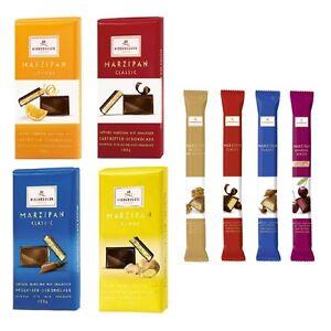 Assortiment De Lait Au Chocolat Massepain Niederegger Stick 40 G Ou Bar 110 G (1 Ou 4)-afficher Le Titre D'origine Achat SpéCial