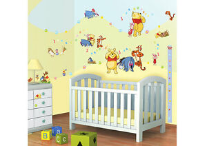 Wandtattoo disney winnie the pooh babyzimmer walltastic - Wandtattoo kinderzimmer disney ...