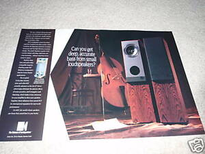 KEF-Speaker-Ad-from-1993-2-pages-high-end-uni-Q-2