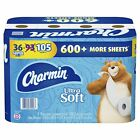 Members Mark Ultra Premium Soft Bath Tissue 2 Ply Large Roll Toilet paper 235