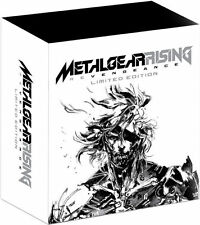 Metal Gear Rising: Revengeance Limited Edition w/ Raiden [PlayStation 3 PS3] NEW