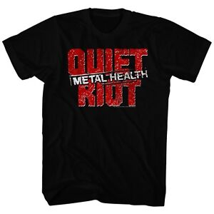 QUIET-RIOT-cd-lgo-METAL-HEALTH-RED-LOGO-Official-SHIRT-XXL-2X-new