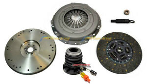 STAGE 4 CLUTCH KIT+SLAVE+FLYWHEEL for 1993-1996 FORD F150 F250 F350 5.0L 5-speed