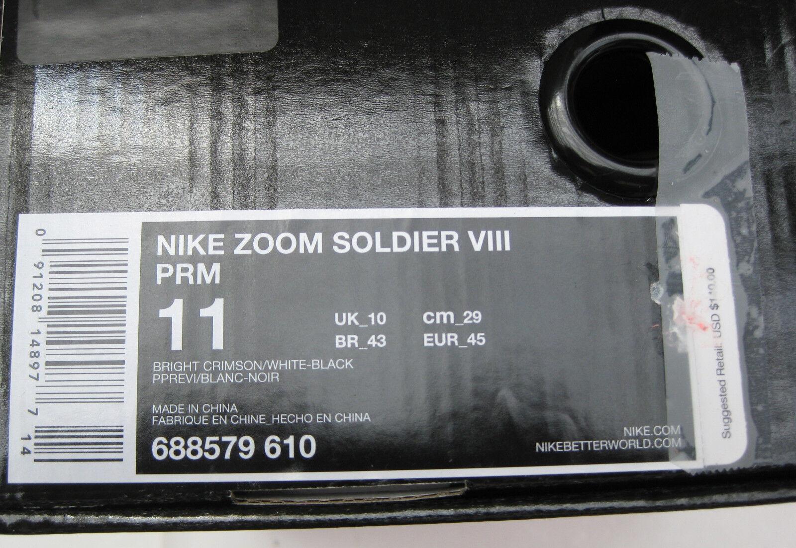 neue nike lebron xi 11, kd - 8. kevin schuhe durant, soldat 8 mens schuhe kevin sz 10.5-12 holen. aa37c2