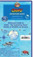 Oahu Hawaii Waterproof Adventure Guide Map by Franko Maps
