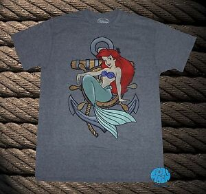 8480b1a6d65ddb Image is loading New-Disney-Little-Mermaid-Ariel-Anchor-Rope-Color-