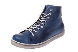 Details zu Andrea Conti 0341500274 Damen Schuhe Freizeitschuhe jeans