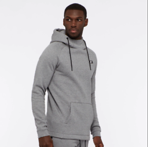 c39d704160aa New Men s Nike Sportswear Modern Pullover Hoodie (835860-091) Carbon ...