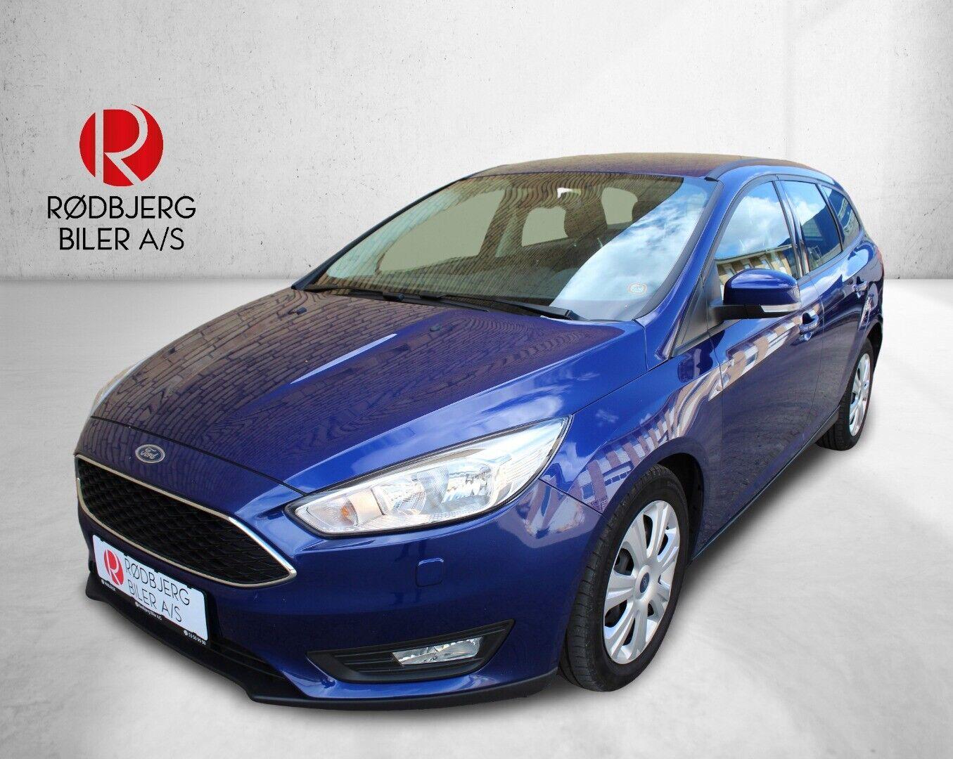 Ford Focus 1,0 SCTi 125 Business stc. 5d - 154.800 kr.