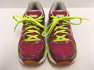 72118a81d0bd ASICS Women s GEL-Kayano 19 T350N Running Shoes Size 6 M Raspberry ...
