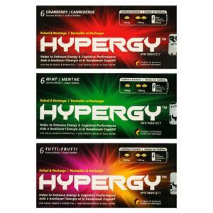 HYPERGY-6-Pack-Natural-Energy-Supplement-Caffeine-Gummy-3flvr-6pk-36pcs