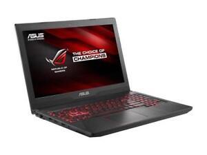 "ROG Zephyrus GX501 (8th-Gen) 15.6"" Ultra Slim Gaming Laptop, 144 Hz IPS-Type G-S"