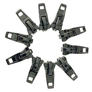 YKK NO-5 RUNNER//PULLER//SLIDER FOR PLASTIC//MOLDED VISLON ZIP 5VS BEIGE AUTO LOCK