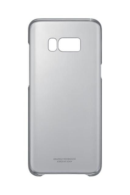 Samsung Original S8 Plus Clear Phone Case Bumper Trnslucent Cover ... bcb86dd52f0e