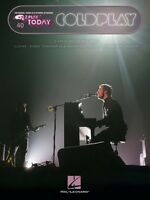 Coldplay Sheet Music E-z Play Today Book 000119955