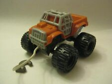 Tonka Hasbro McDonald's Meals Orange Off Road Truck With Tow Rope, 2011  (008-5)