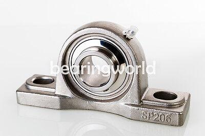 "SUCSP207-20 1-1//4/"" Stainless Steel Pillow Block Bearing"