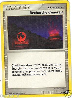 Pokemon N° 117/130 - Trainer - Recherche D'énergie (a3527)