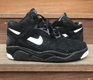 Black About Details White Og Original Vintage 1991 1990 8 5 Flight Low Basketball Nike Lite Sz kwPnO80X