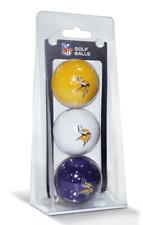1cf50446 Minnesota Vikings McArthur 3-pack Golf Club Headcovers - NFL for ...
