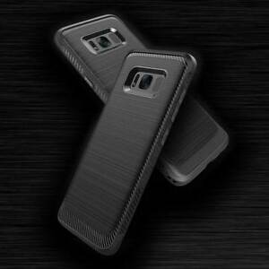 NOVADA-Ultra-Tough-Shock-Proof-TPU-Carbon-Textured-Samsung-Galaxy-S8-Case