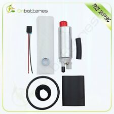 New Universal High Performance Fuel Pump With Installation Kit /& Strainer E3210