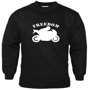 Freedom-Funny-Sweatshirt-Biker-Enthusiast-Motorbike-Accessories-Motorcycle-Gifts