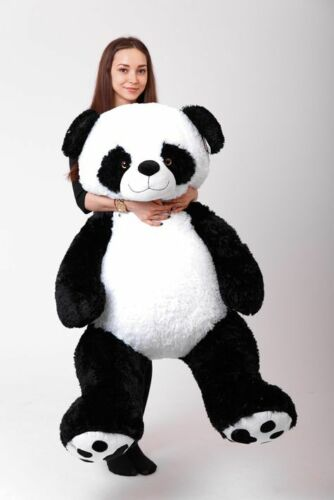 Teddybär PANDA 150cm 100cm Plüschbär Plüschtier TeddyBear Geschenk