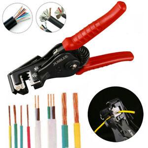 Knipex Abisolierzange mit Kunststoff-Griffhüllen 180 mm 1221180 0,5 bis 6 mm